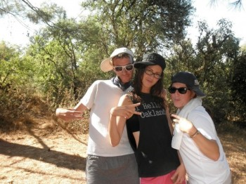 Hiking in Israel with Livnot