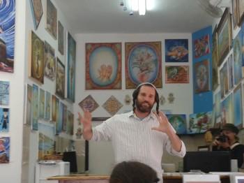 Yom Tov Blumenthal - Tzfat Gallery