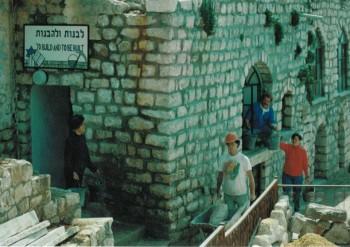 Livnot in the 1980s